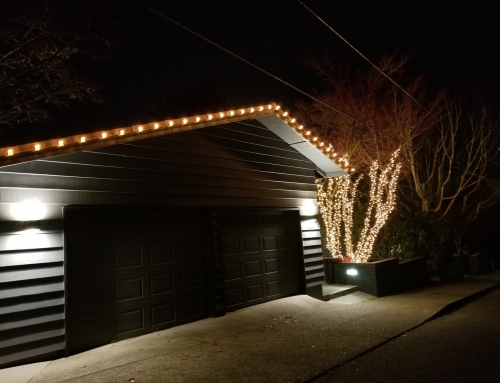 Residential Holiday Lighting / PDX